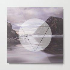Calm Waters Metal Print