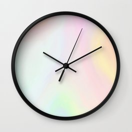 Unicorn Things 2 Wall Clock