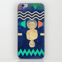 hercules iPhone & iPod Skins featuring HERCULES by Diego Ascoli