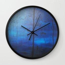 Daddy Long Legs Wall Clock
