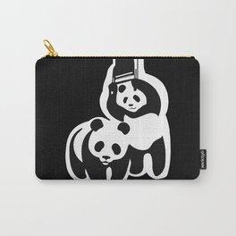 wwf parody panda Carry-All Pouch