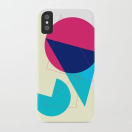 One Sunny Day iPhone Case