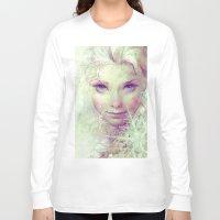 elsa Long Sleeve T-shirts featuring Elsa by Anna Dittmann