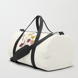 Wildflowers Bouquet Duffle Bag