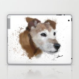 Jack Russell Terrier Dog Laptop & iPad Skin