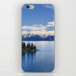 Lake Tahoe iPhone Skin