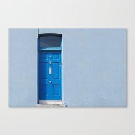 I'm blue (da ba dee da ba di) Canvas Print