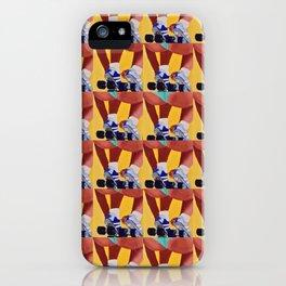 Roller girl iPhone Case