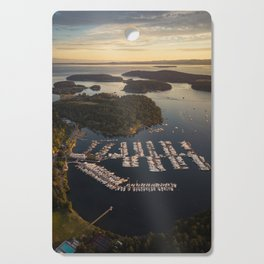 Roche Harbor Cutting Board