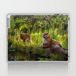 A Secret Pond Laptop & iPad Skin