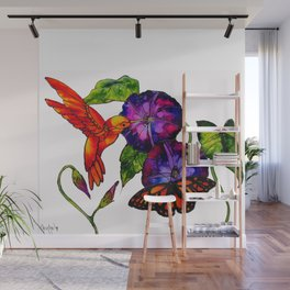 Spring Symphony Wall Mural