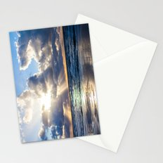 Next To Heaven  Stationery Cards