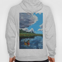 Majestic Lake Hoody