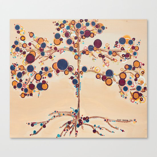 :: Family Tree :: Canvas Print
