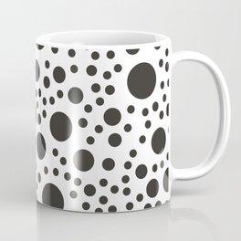Modern Dot Pattern Coffee Mug