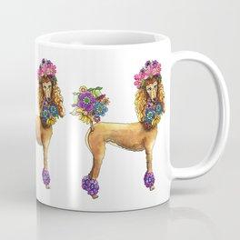 Poodle Dee Doo Coffee Mug