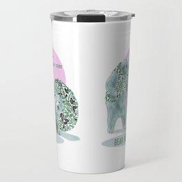 Bear Necessities #1a Bearly Secret Travel Mug