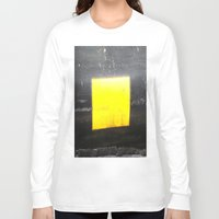 square Long Sleeve T-shirts featuring SQUARE by Manuel Estrela 113 Art Miami