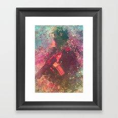 SWAT Framed Art Print