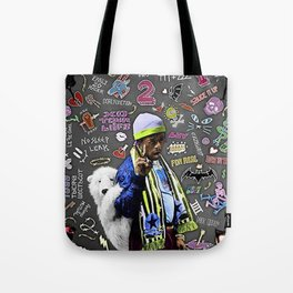 Lil Uzi Luv is Rage Tote Bag
