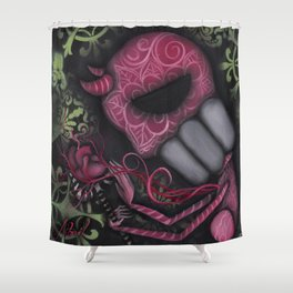 My Eternal Love Shower Curtain