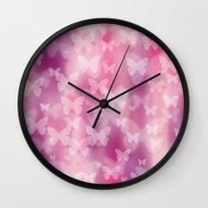 Girly! Girly! Girly! Wall Clock
