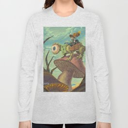 "The Search, 13""x24"" Long Sleeve T-shirt"
