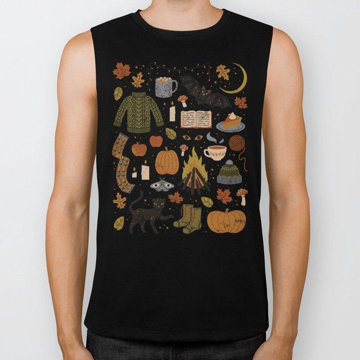 Autumn Nights Biker Tank