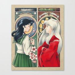 Feudal Fairytale Canvas Print