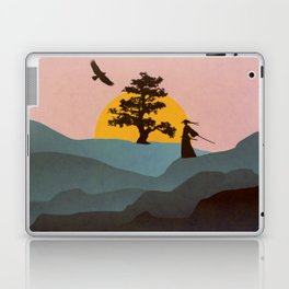Nature Love Of A Peacful Warrior Laptop & iPad Skin