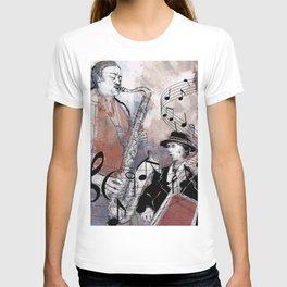 Jazz Men T-shirt