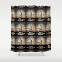 religious Shower Curtains featuring Battle For Religious Liberty by politics