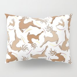 Reindeer! Pillow Sham