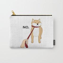 Shiba Inu No Carry-All Pouch