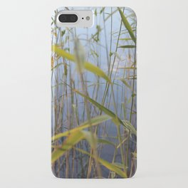 Bed of reeds iPhone Case
