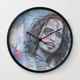 Chris Cornell - Nearly Forgot My Broken Heart Wall Clock