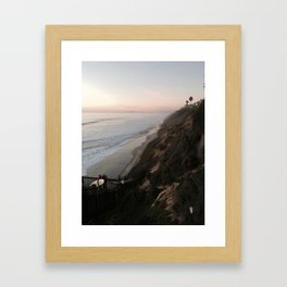 California Surfers Framed Art Print