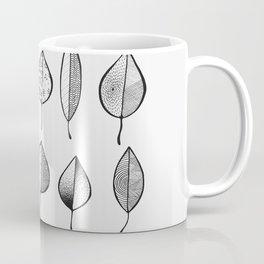 Leaf Patterns Coffee Mug
