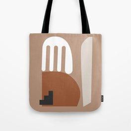 Shape study #10 - Stackable Collection Tote Bag