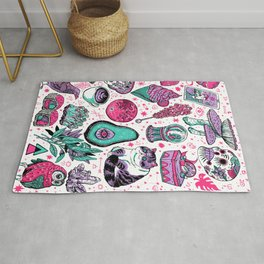 Basic Witch II Rug