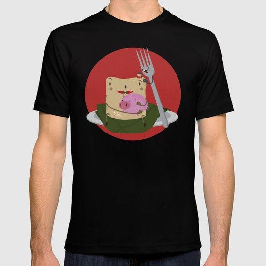 Tamal con cerdo T-shirt
