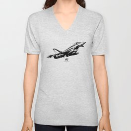 Higher Faster Further Unisex V-Neck
