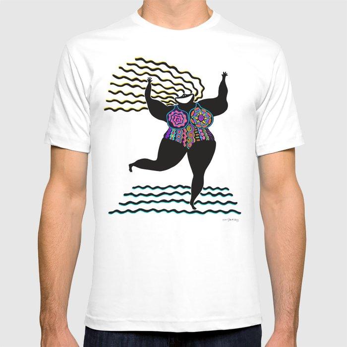 GODDESS OF GOOD ATTITUDE T-shirt