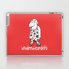 LA MADRE DEL CORDERO (aka THE LAMB'S MOTHER) Laptop & iPad Skin