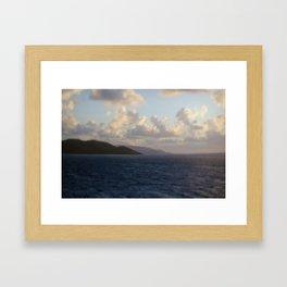 Just A Dream Framed Art Print
