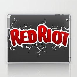 Red Riot! Laptop & iPad Skin