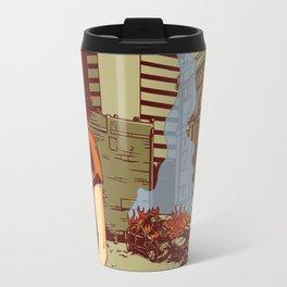 Locals Only - Portland, OR Travel Mug