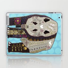 chocolate panda blue Laptop & iPad Skin