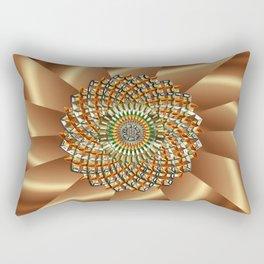 1000 blättriger Lotus - 1000 petalled lotus Rectangular Pillow