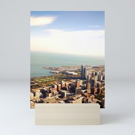 Chicago from the Skydeck Mini Art Print